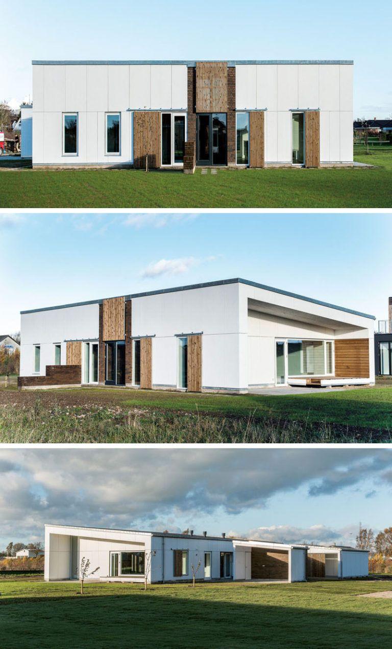 19 Examples Of Modern Scandinavian House Designs Modern House Design Simple House Design House Design Photos