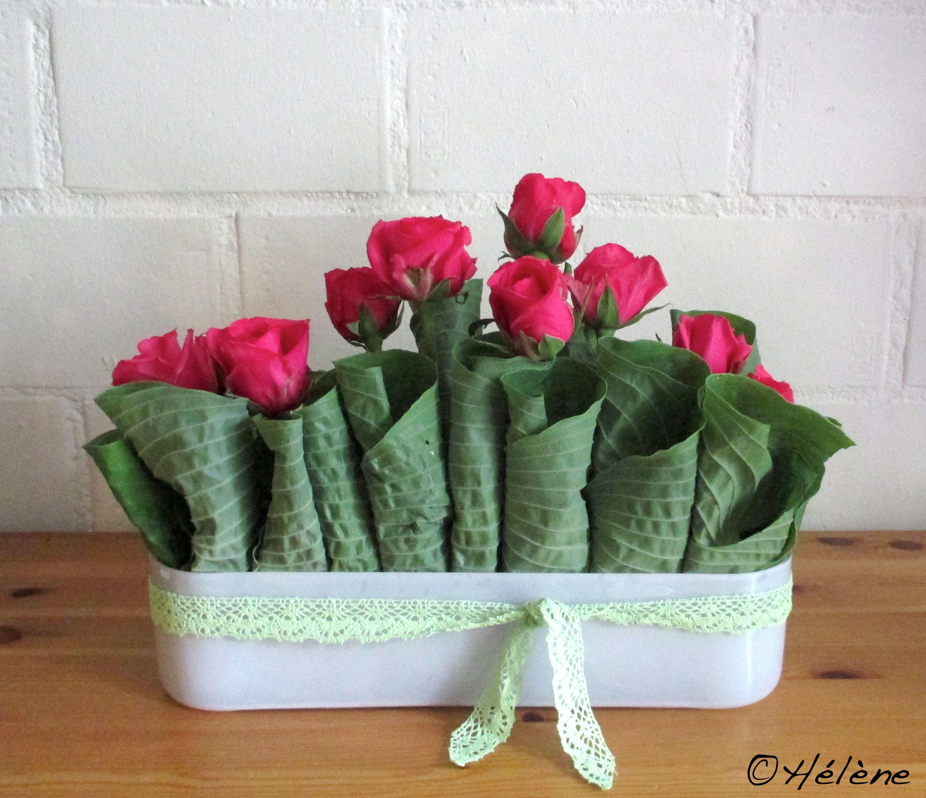 rosen bl tter blumen floristik pinterest bl tter rose und blumen. Black Bedroom Furniture Sets. Home Design Ideas