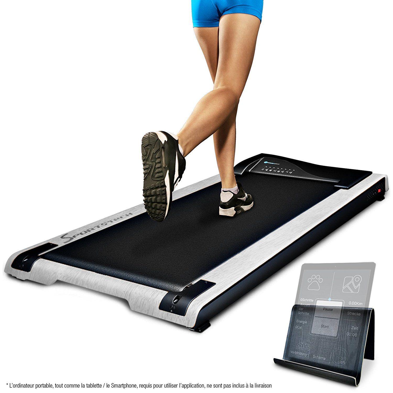 Deskfit Tapis De Marche Pour Bureau Table Dft200 Walkstation Fitness Sport Course A La Maison Ou Au Bureau Travaill Tapis De Marche Douleur Dorsale Fitness
