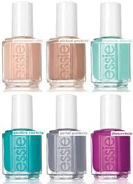 Essie Lacquer Spring Collection (Full Set)
