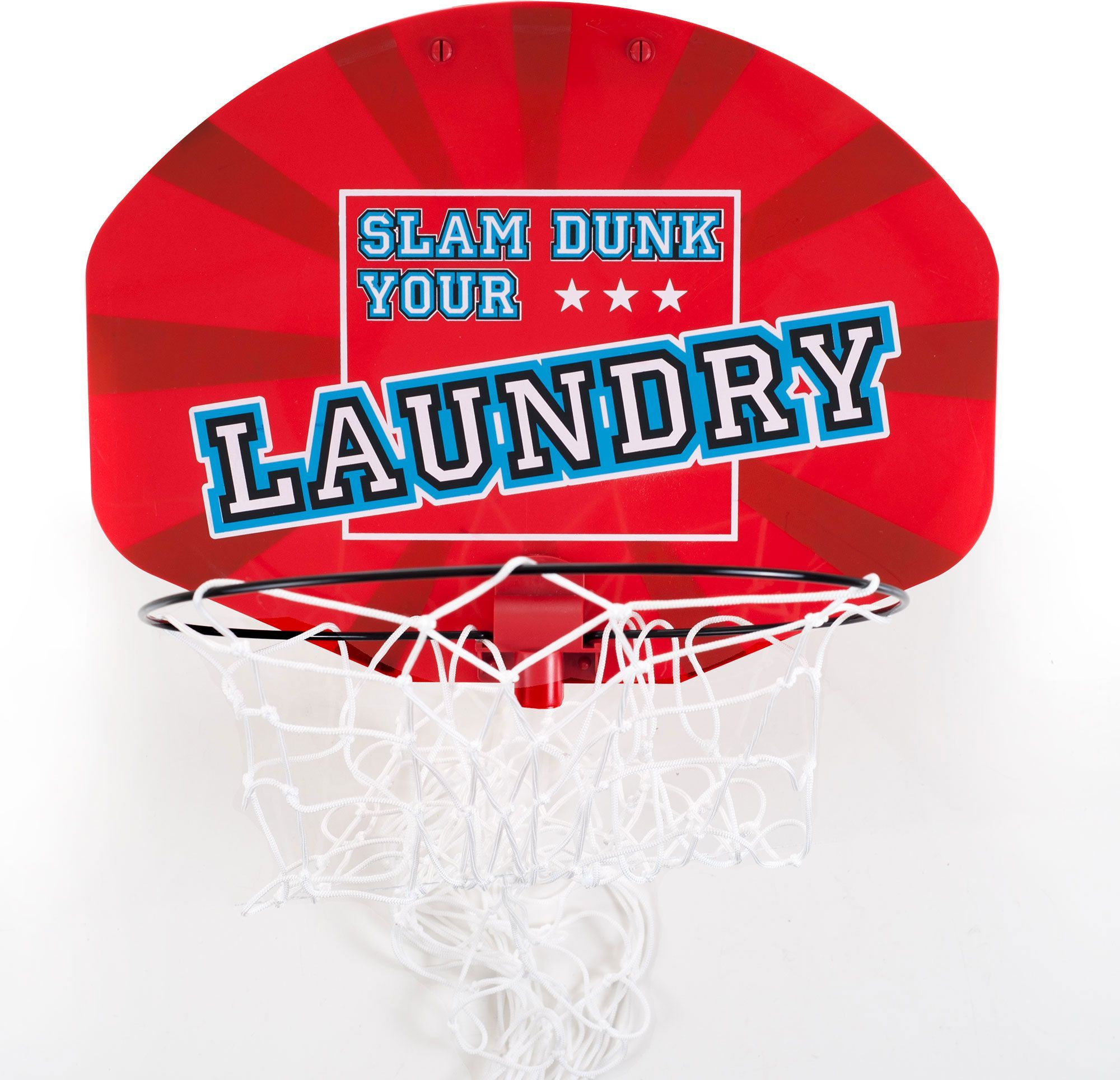 Trademark Games Over The Door Dunk Your Laundry Hamper Basketball