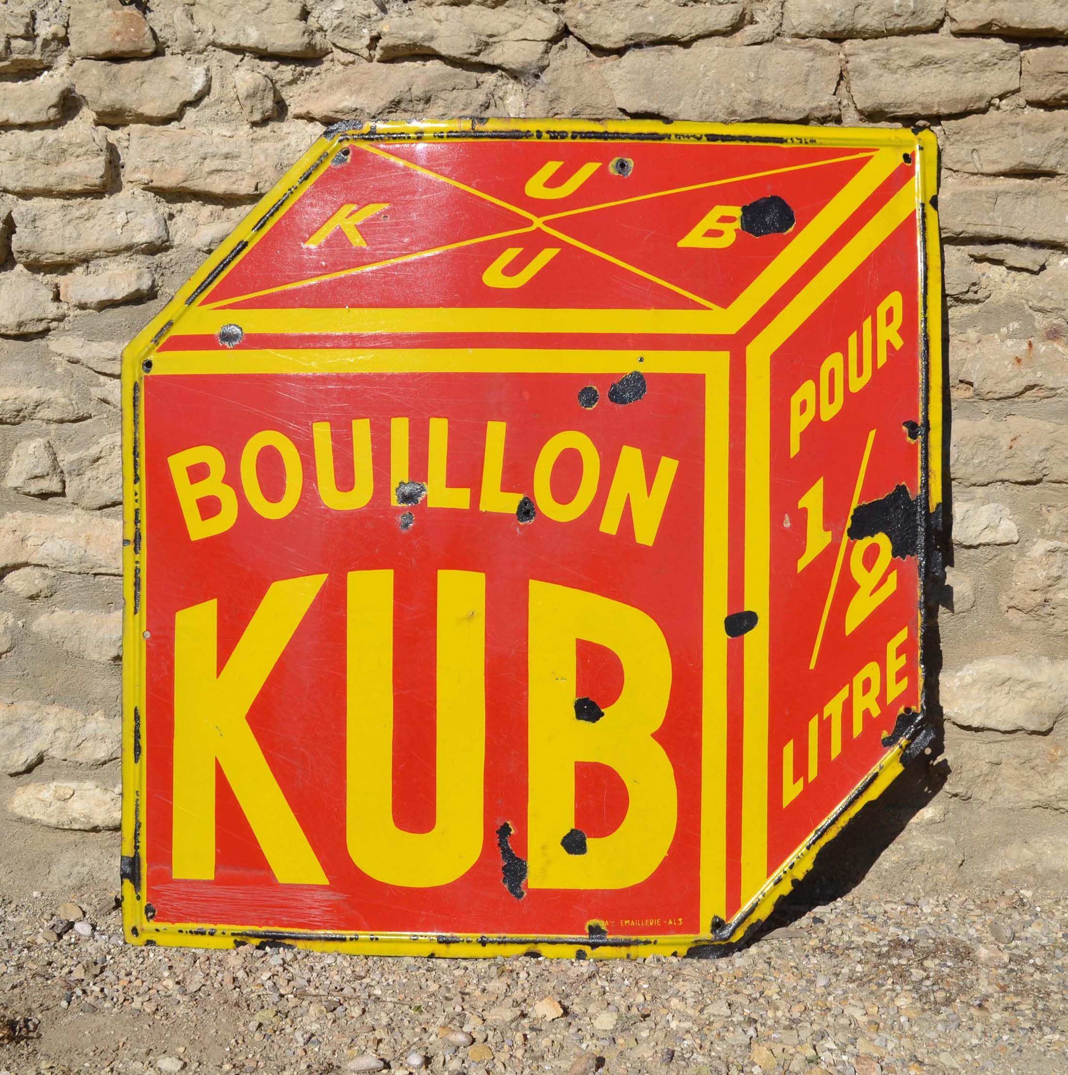 Un site plein de vieilles - Plaque publicitaire vintage ...