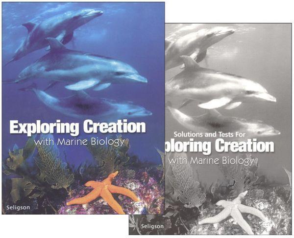 Exploring Creation w/ Marine Biology SET Dream Curriculum for - marine biologist job description