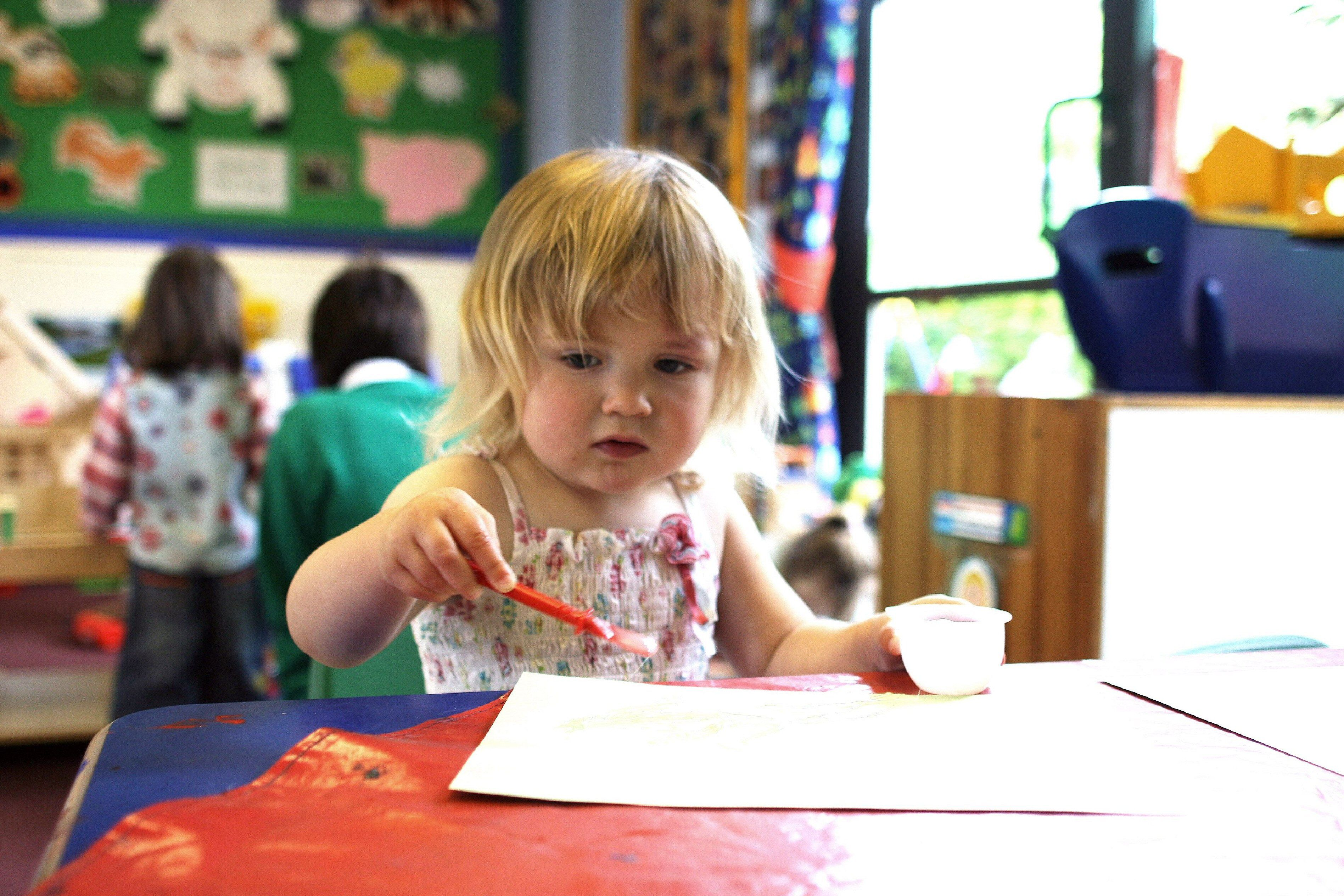 Children enjoy many fun and engaging arts and crafts projects at ...