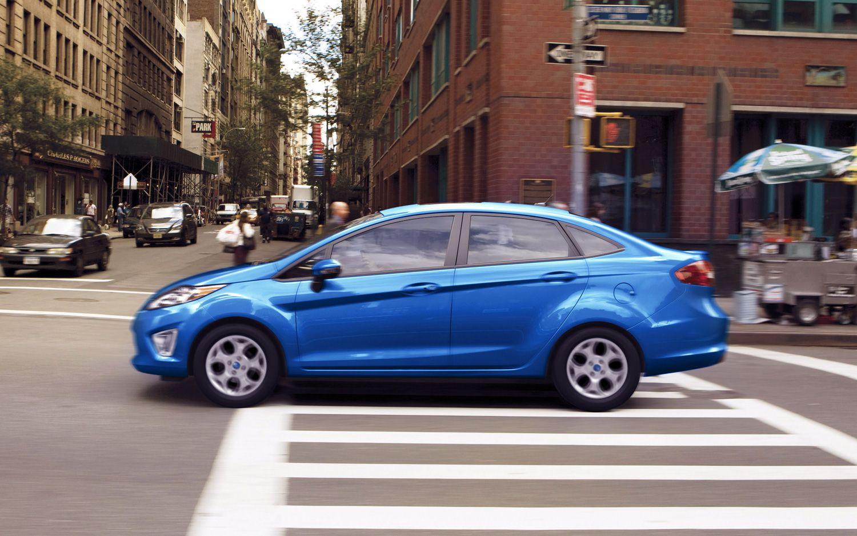 2015 Ford Fiesta Sedan Wallpaper 2015fordfiestasedan Ford