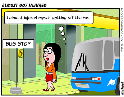 Today's lesson shows how to use the verbs injure and hurt. Let me know what you think!