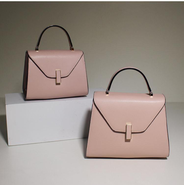 e3849e6f8d2e2 Women's Fashion Vintage Brown Leather Handbag Shoulder Bag Cross Body Bag  Satchel Purse MY02 - LISABAG