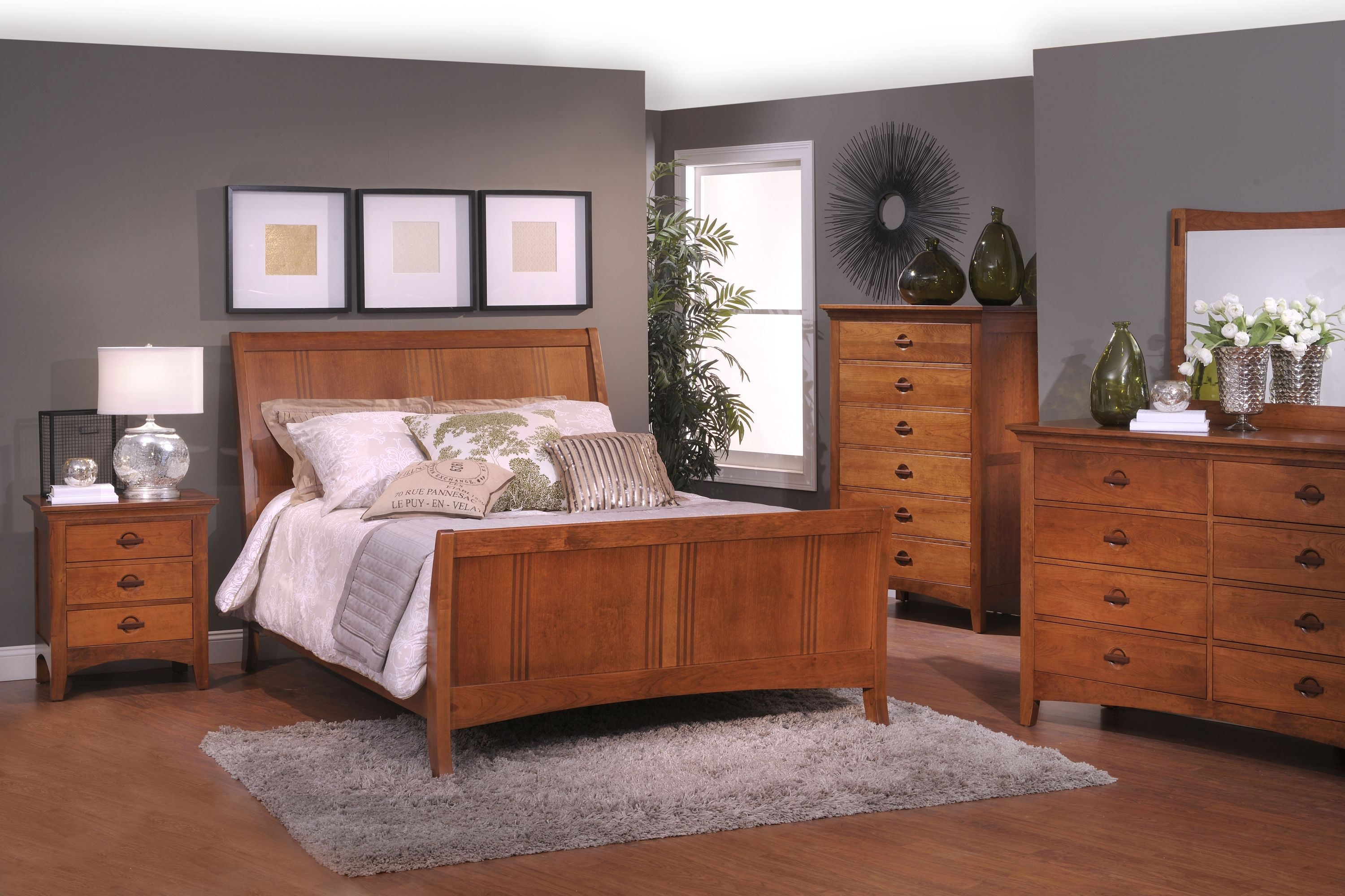 White Shaker Style Bedroom Furniture