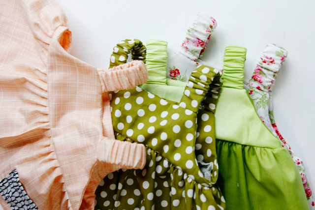 easy baby dress pattern for the summertime   Dress patterns ...