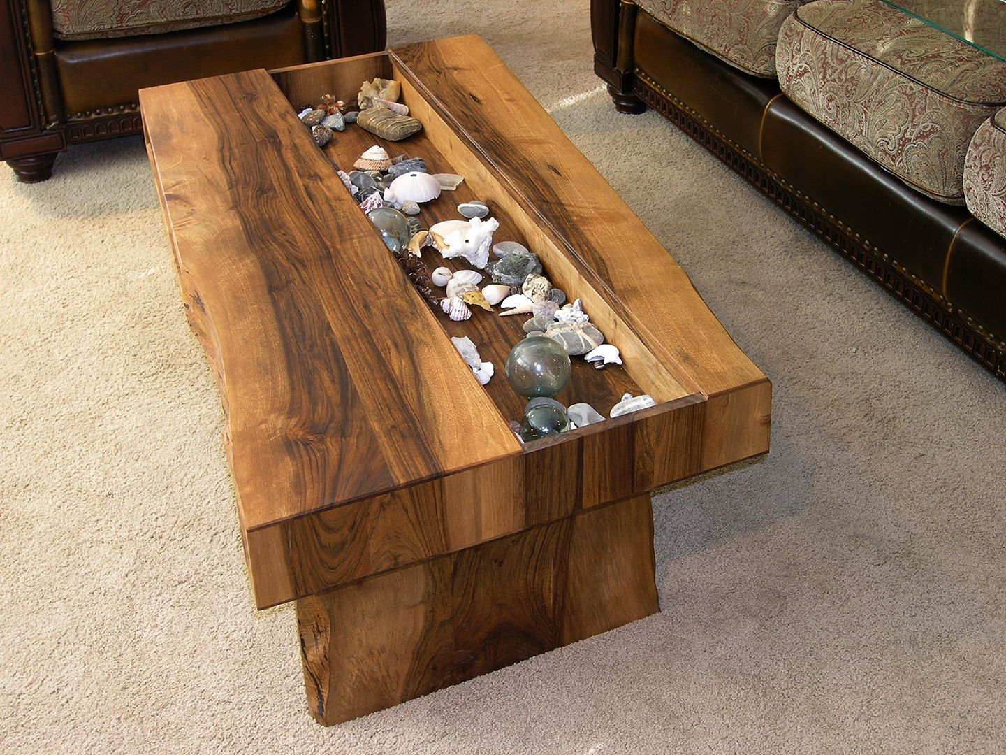 Mapleart Custom Wood Furniture Vancouver Bcaconitum Coffee Table