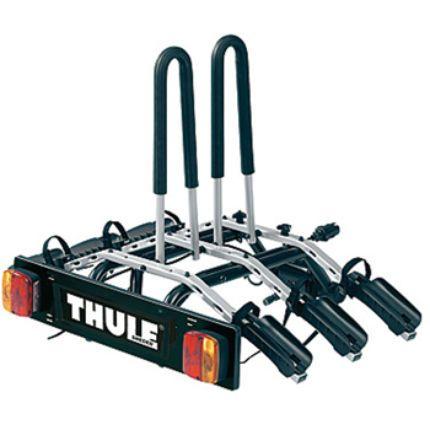 bike racks for towball