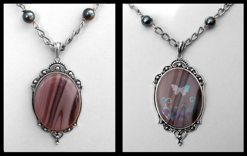 Magical Shift Glass Pendant by poisons-sanity on DeviantArt