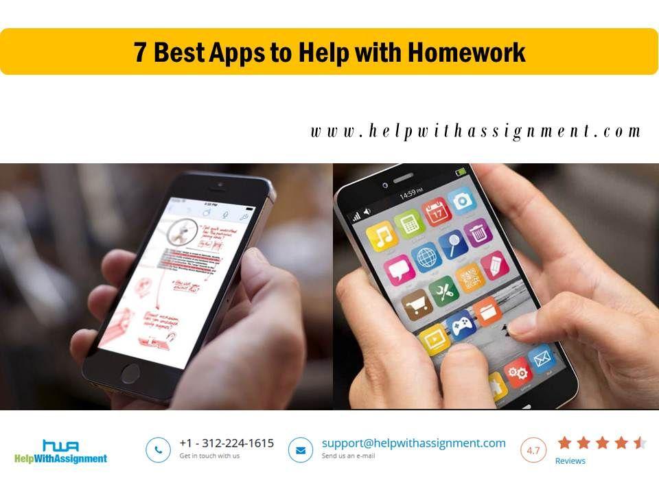Best homework help app