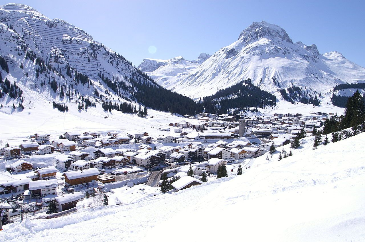 Lech, Áustria