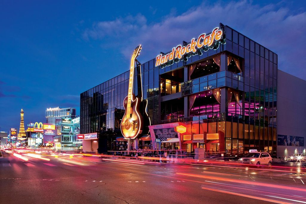 Hard Rock Cafe Las Vegas Live Music And Dining In Nv