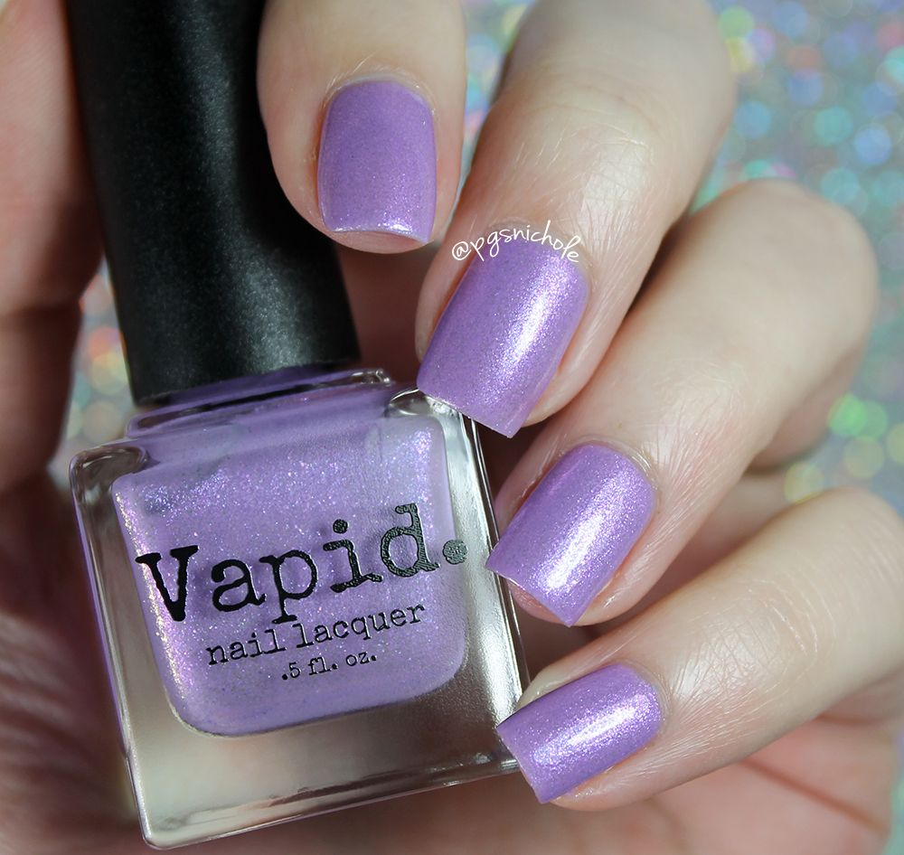 Vapid Lacquer Ethereal | Indies ❤ | Pinterest