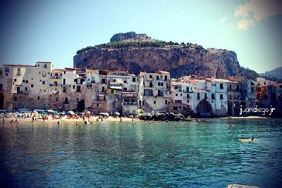 termini imerese sicily | ... Sicily , at one end of the ...