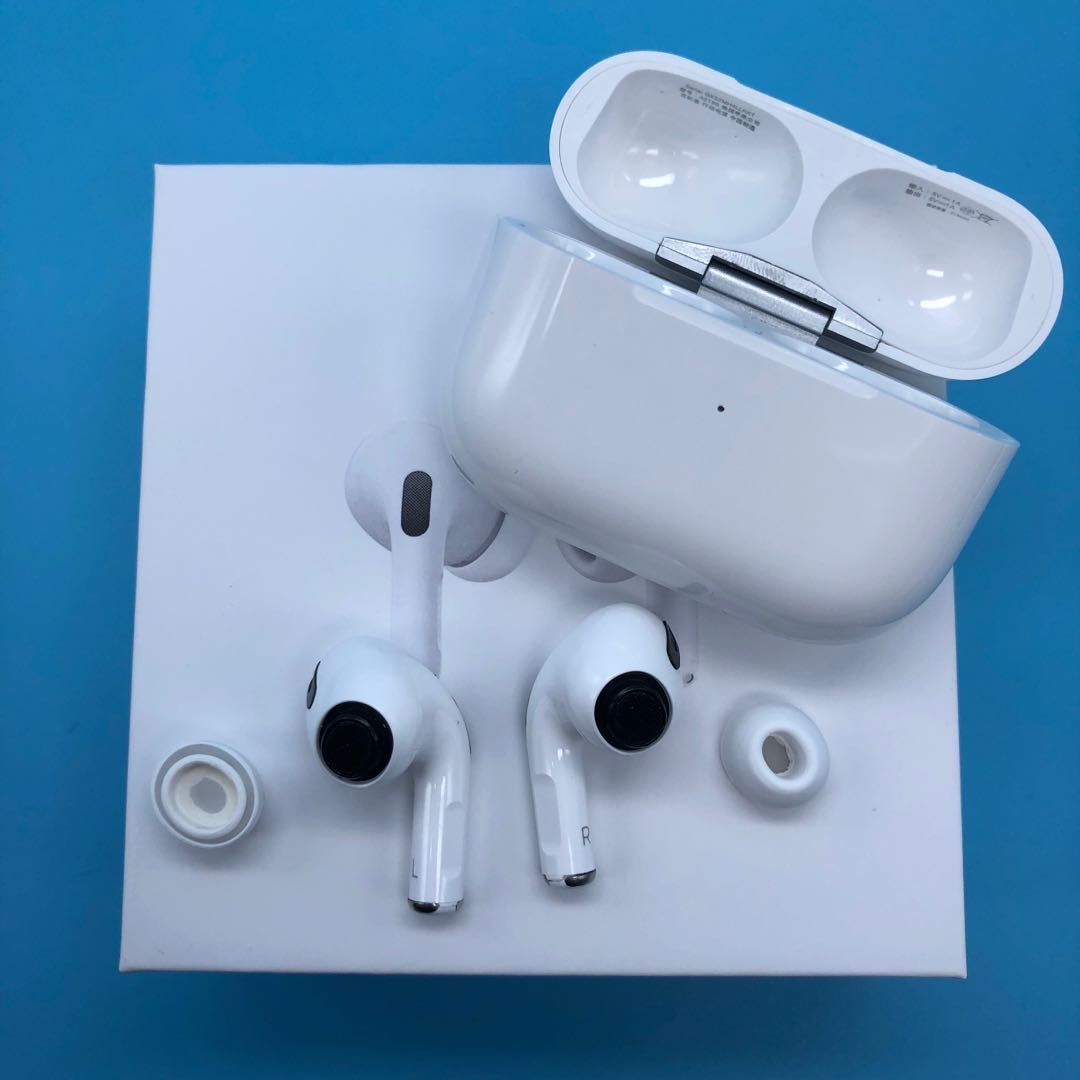 Toppest Version Anc Airpodding 1 1 Apple Airpods Pro Bluetooth Wireless Earphone Earbuds For Iphone Earbuds Airpods Pro Bluetooth Wireless Earphones