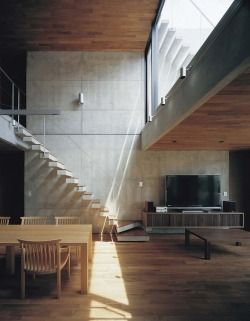 House Hafner, located in southern Germany by... | Architecture ~ Design Interiors ~ Exteriors