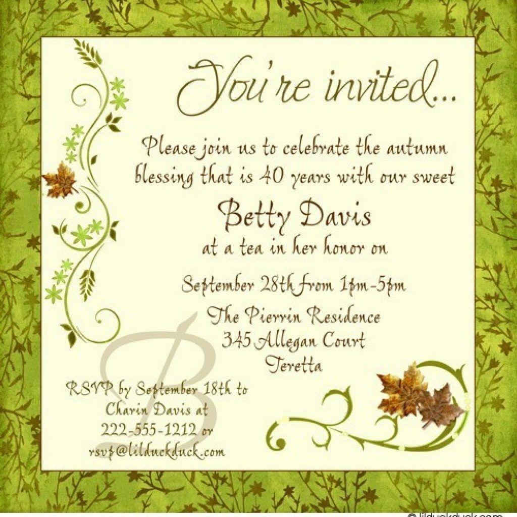 birthday invitation : birthday invitation wording - Free Invitation ...