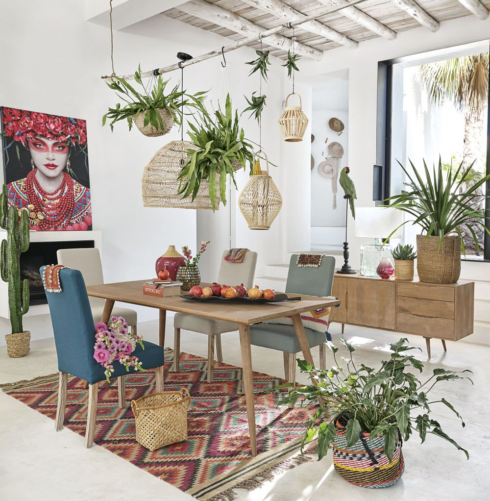 Woollen Woven Rug Multicoloured 140 X 200cm In 2020 Decor Home Decor Table Decorations