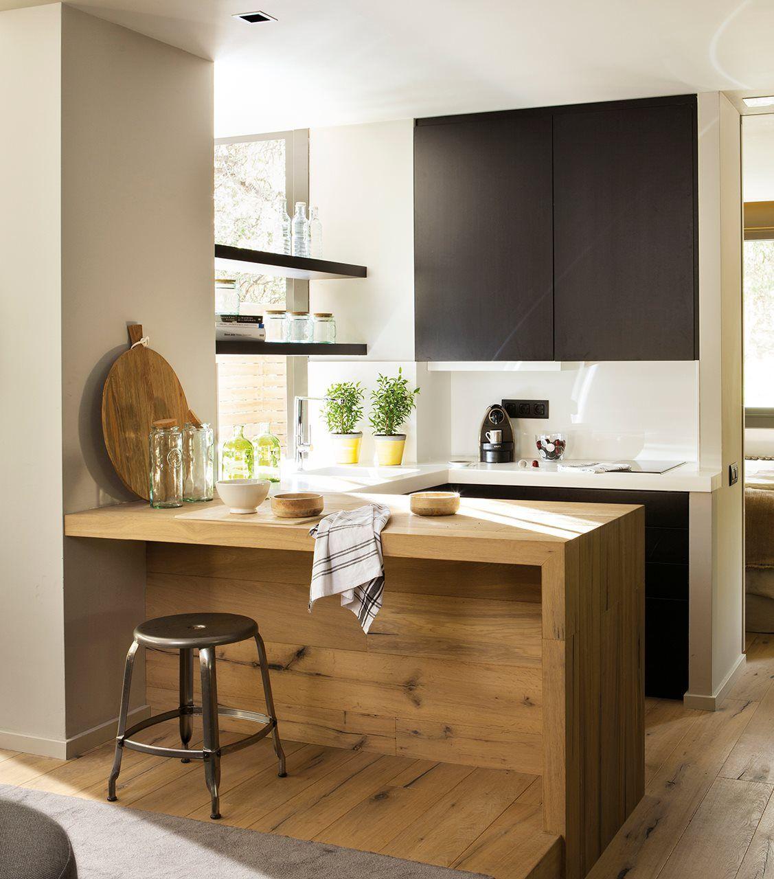 10 cocinas muy bien aprovechadas · ElMueble.com · Cocinas y baños ...