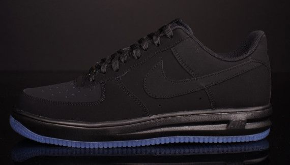 Nike Lunar Force 1 (Black Ice) Sneaker Freaker