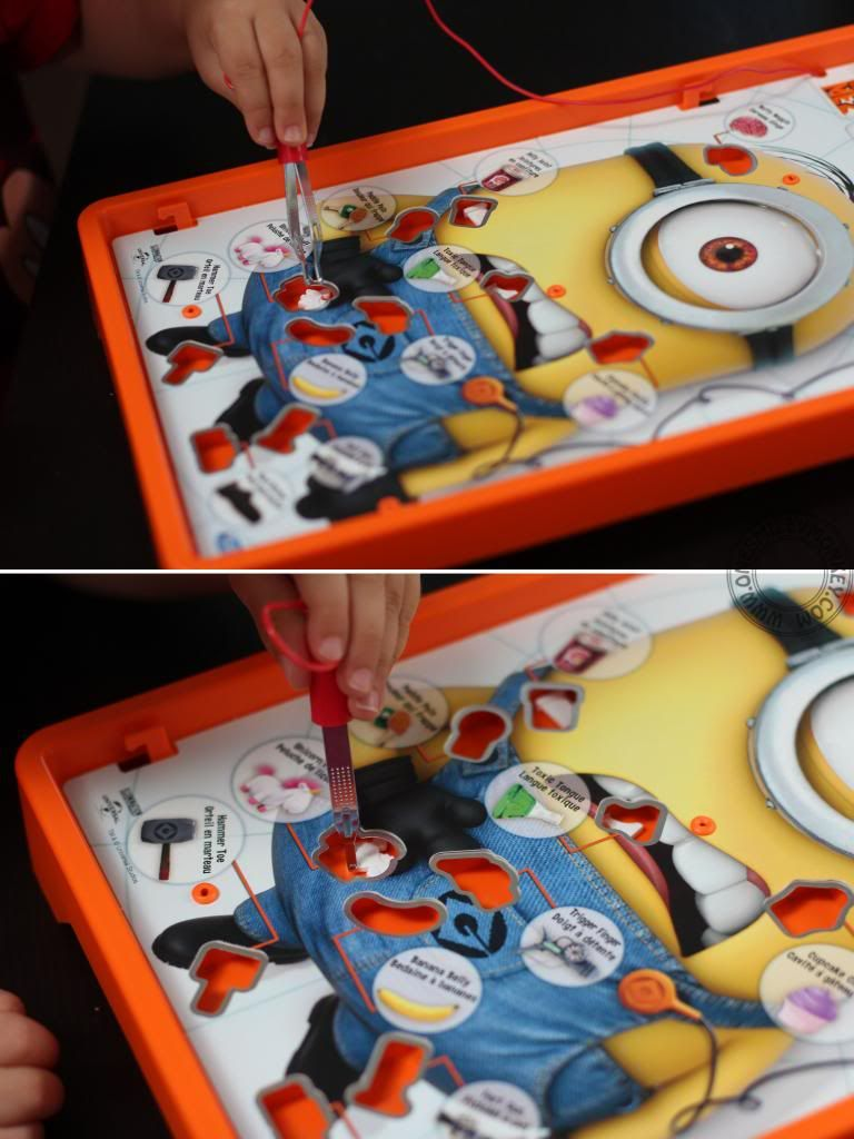 Monopoly Operation Despicable Me 2 Games Review Giveaways