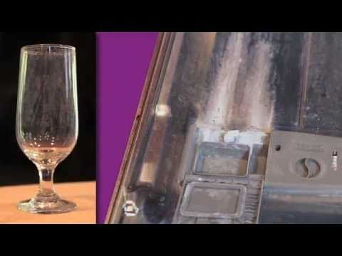 How To Remove A Film From Glasses Cleaning Glass Clean Glasses Glassware