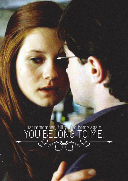 Harry And Ginny I Always Wished They Had Developed Their
