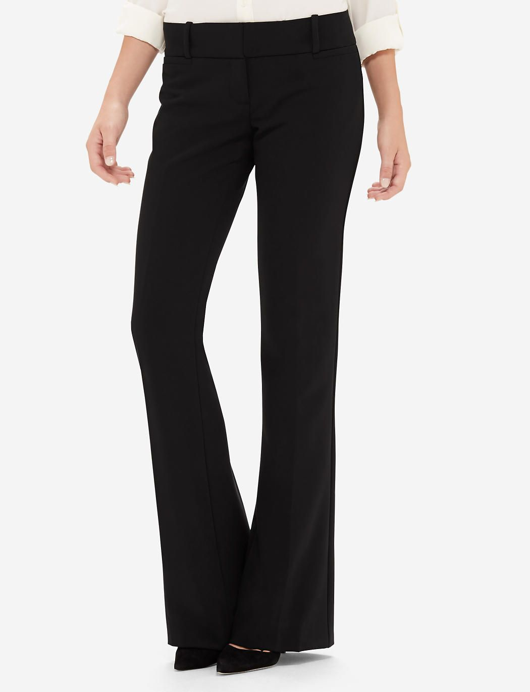 Drew Classic Flare Pants | LTD Luxe Flare Pants | THE LIMITED