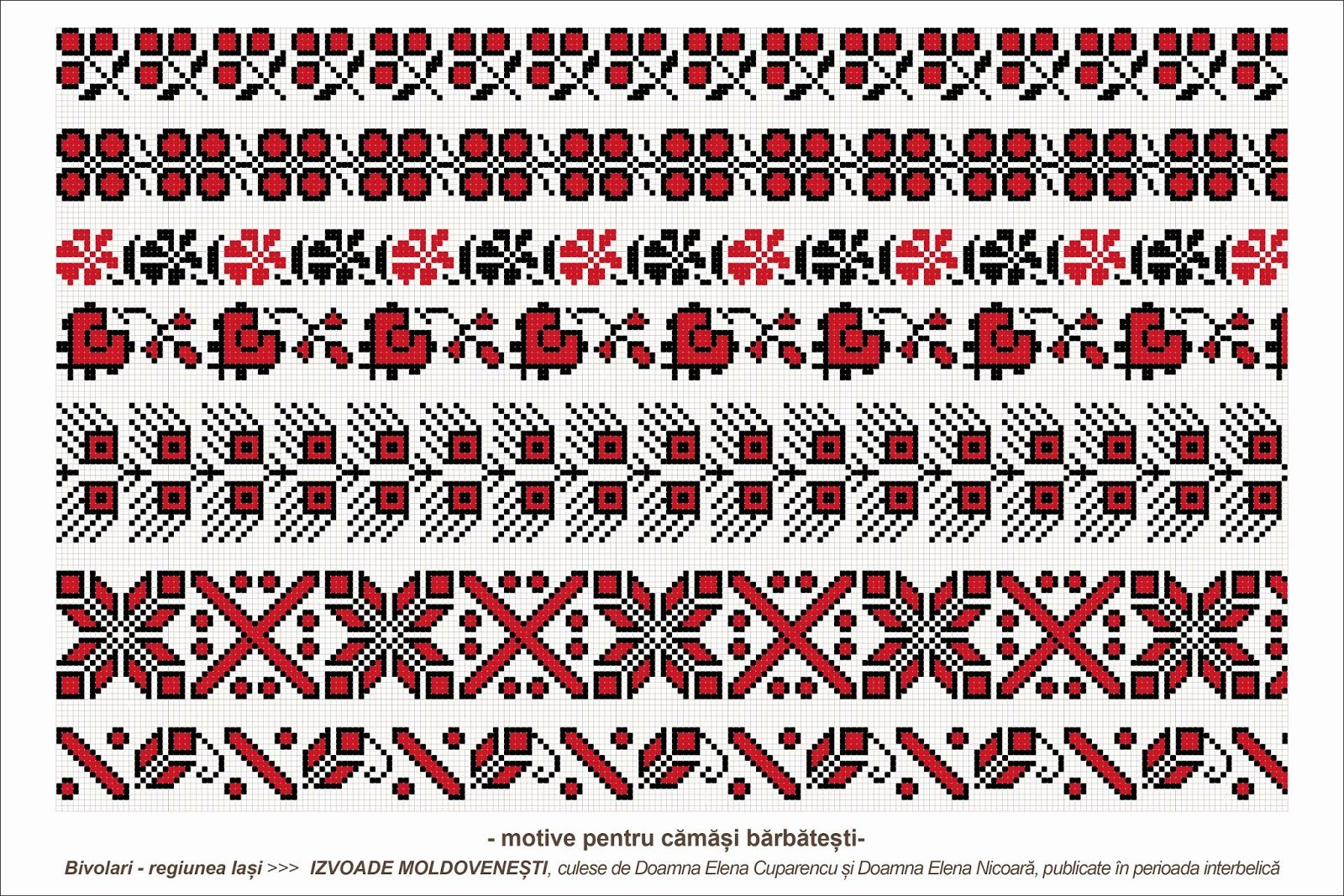 Semne cusute romanian traditional motifs hesap i i pinterest traditional embroidery and - Beautiful romanian folk motifs ...