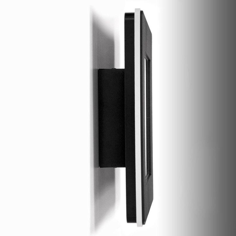exquisite wall mount tablet kiosk exquisite standard wallmount touchscreen hardware - Tablet Wall Mount