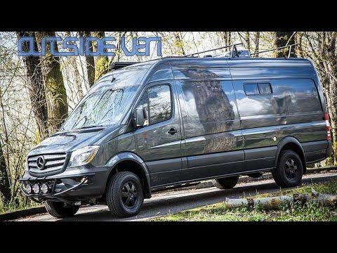 Osv Rainmaker 4x4 170 2500 Mercedes Benz Sprinter Youtube