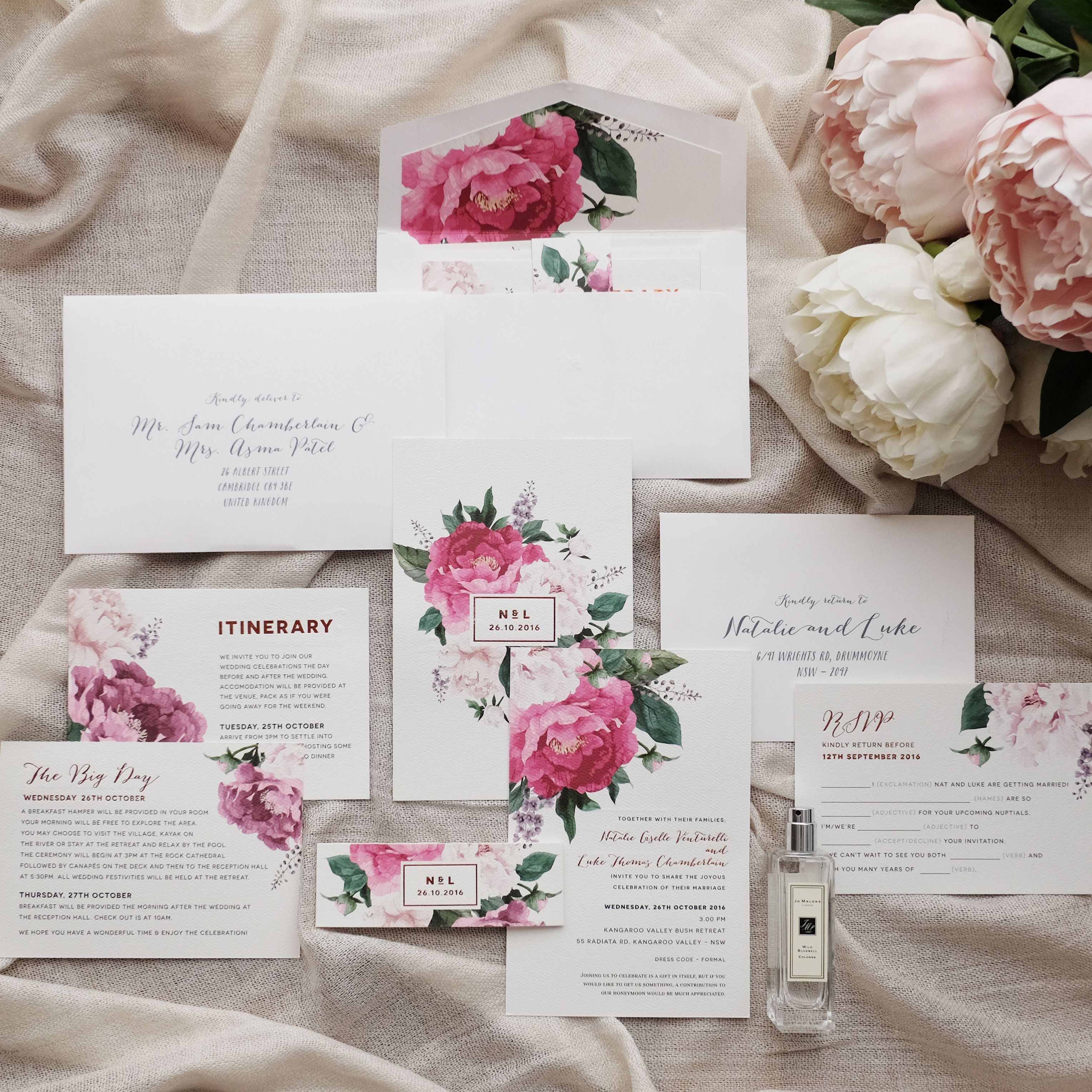 Paperi & Co.   Invitations & Stationery » Wedding, Save the Date ...
