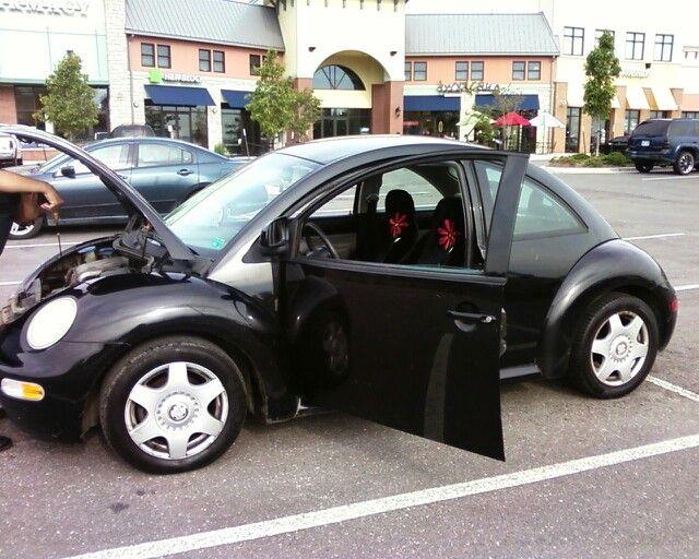 My 1998 Volkswagen Beetle