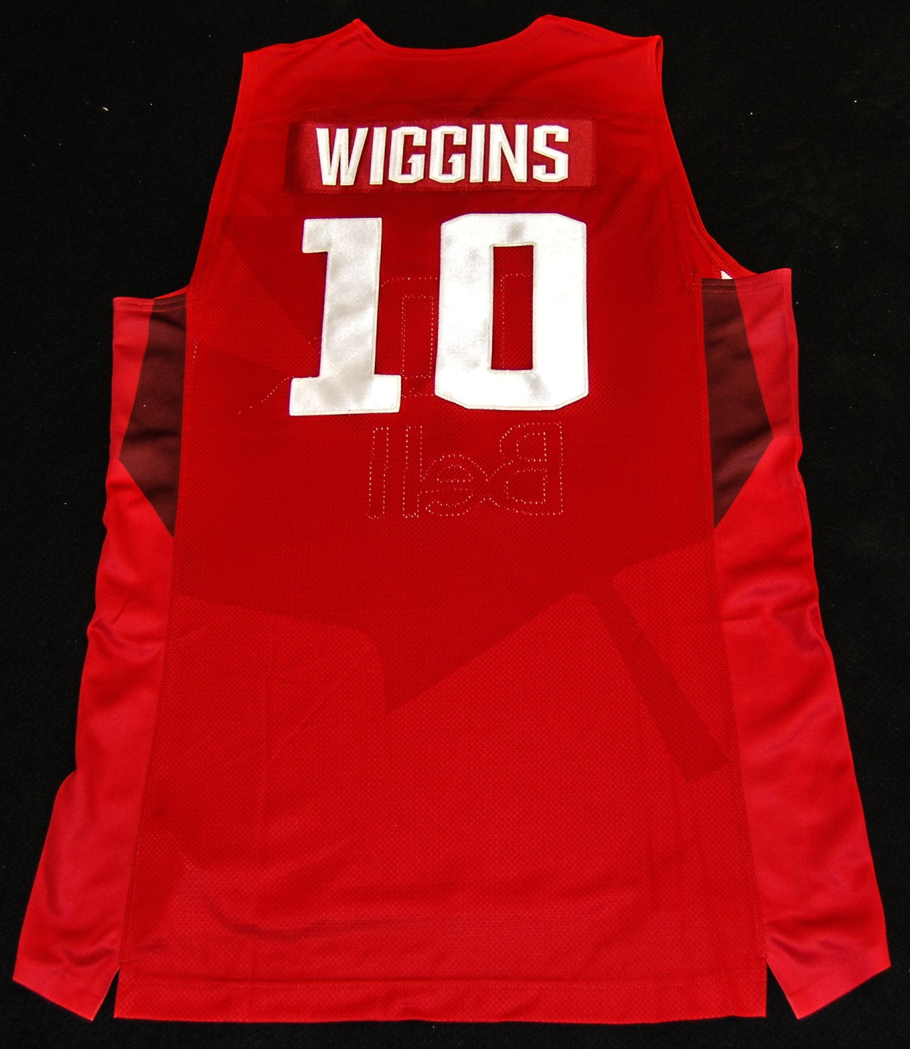 Andrew Wiggins Team Canada Basketball Jersey  680148d1a