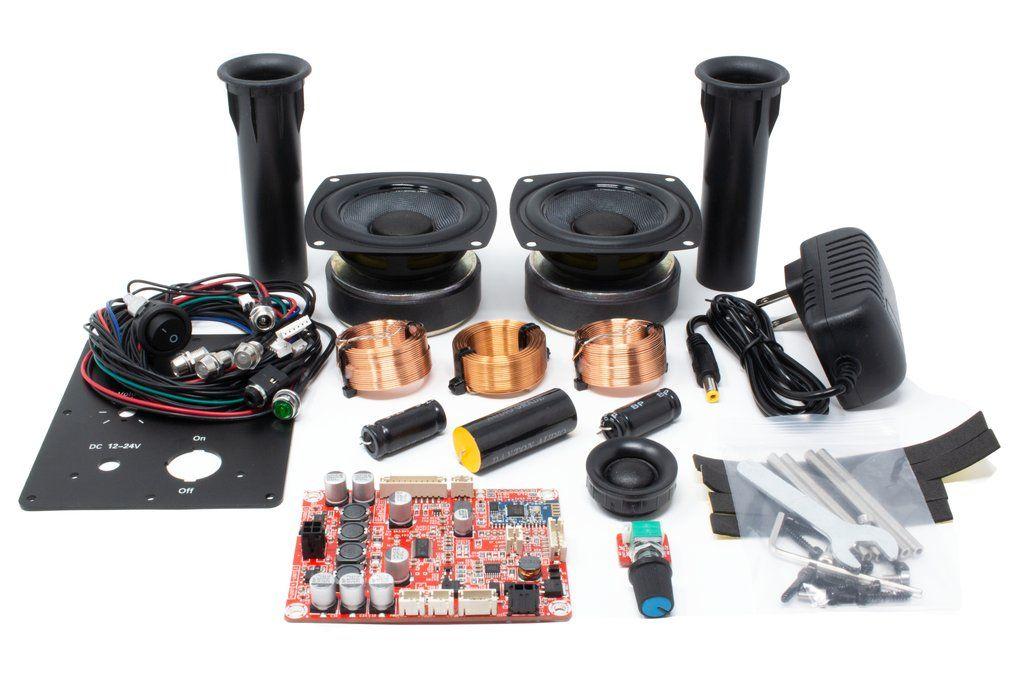Elder bluetooth speaker diy build kit in 2020