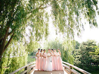 Chicago Botanic Garden Glencoe Illinois Wedding Venues 7