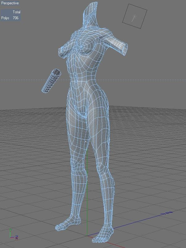 Animation-friendly character topology 3D Modeling | Mesh | Pinterest ...