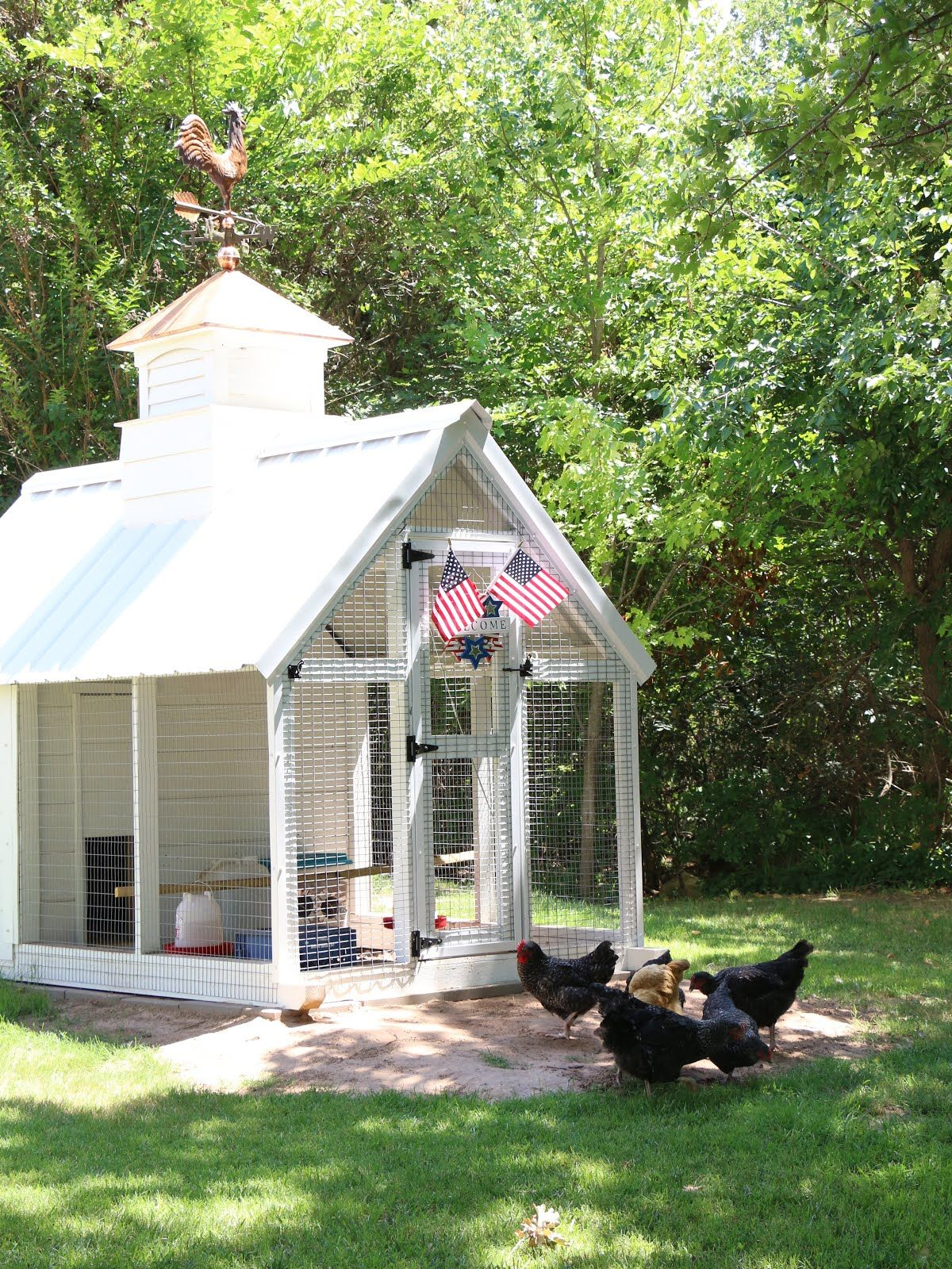 851ccef905ff038bce624671bfa77795 - Better Homes And Gardens Chicken Coop Designs