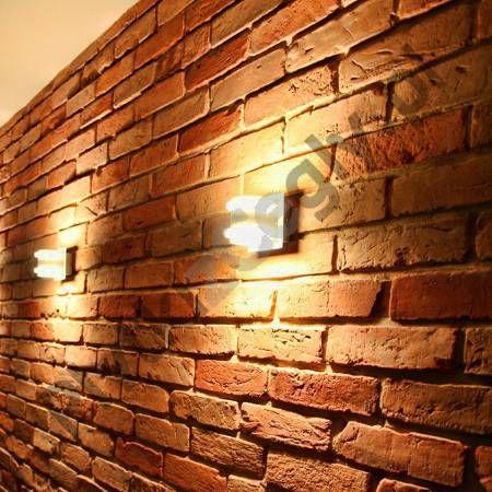 Plytki Z Cegly Stara Cegla Ceglane Rozbiorkowa 5974941517 Oficjalne Archiwum Allegro Old Bricks Brick And Stone Stone Wall