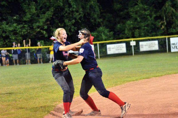 Little League Softball Rowan Wins State Salisbury Post Little League Little League Softball League