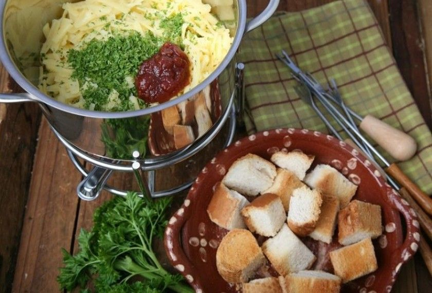 Ballymaloe Cheese Fondue Recipe #meatfonduerecipes Ballymaloe Cheese Fondue Recipe #meatfonduerecipes