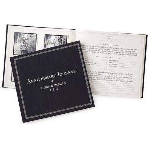 42 Good 17th Wedding Anniversary Gift Ideas For Him Her Anniversary Journal Anniversary Books Personalized Anniversary
