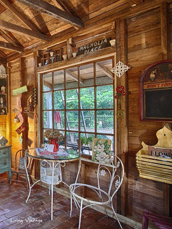 Jenny S Garden Shed Revealed Garden Shed Interiors Garden