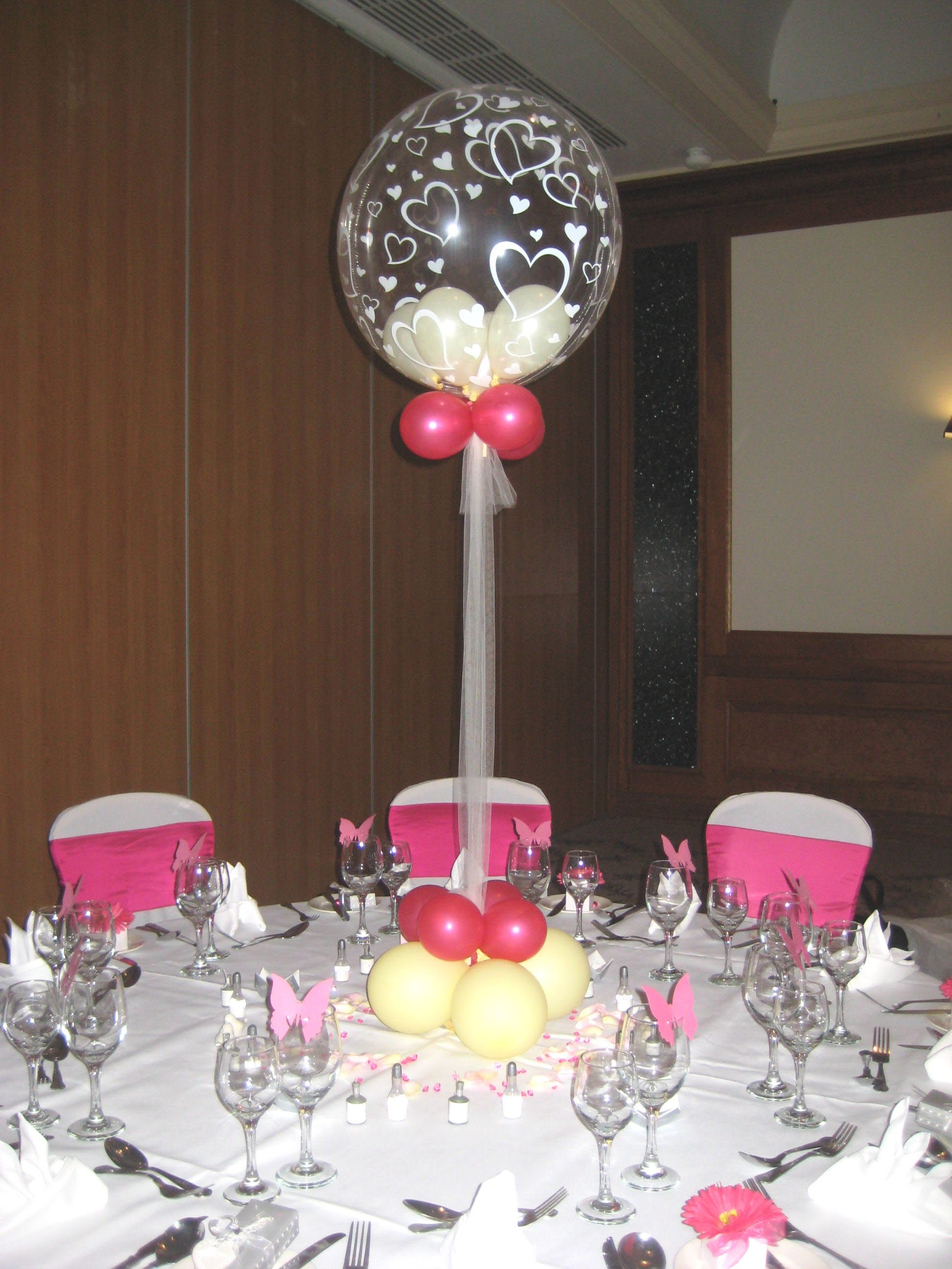 151 Best Pink U0026 Silver Wedding Decor Images On Pinterest Decoration Centerpieces And Baptism Reception