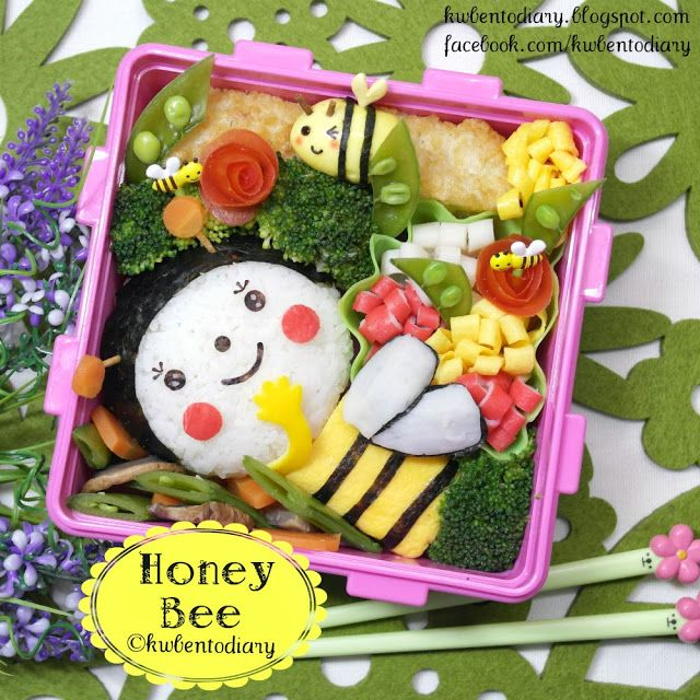~Hippomum's Honey Bee Ideas