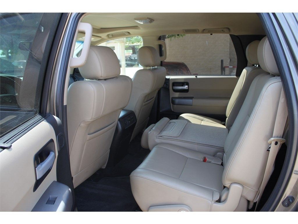 2014 toyota sequoia rwd limited at montgomery auto plaza in lubbock texas