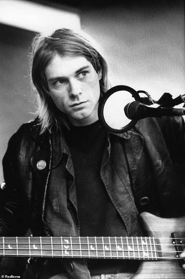 Lost and found: A nearly never-been-heard 1991 interview with Nirvana legend Kurt Cobain has been uncovered after the cassette tape was boxed up for 27 years